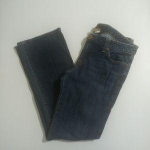 Lucky Brand Women's Lola Booutcut Jeans